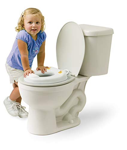 Portable Folding Potty Seat (Mommy's Helper Contoured Cushie Tushie Potty Seat)