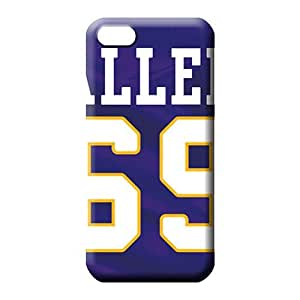 iphone 4 4s Scratch-free cell phone carrying covers Protective Strong Protect minnesota vikings nfl football