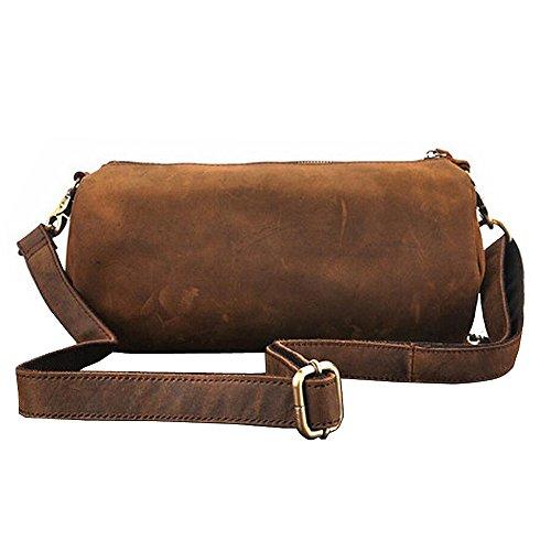 Paonies Women Leather Handbag Cross Body Shoulder Bag Purse by Paonies