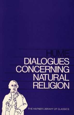 Dialogues Concerning Natural Religion  Hafner Library Of Classics