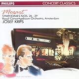 Symphonies Nos 26 à 29