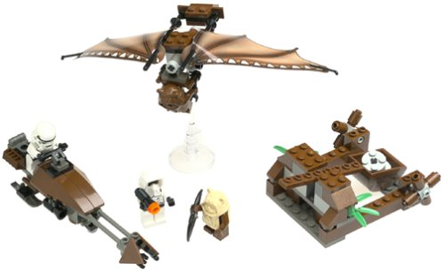 LEGO Star Wars: Ewok Attack (7139) (Lego Star Wars Ewok Sets)