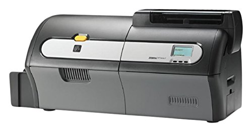 200 Card Hopper (Zebra Technologies - Z71-E00C0000US00 - Zebra ZXP Series 7 Single Sided Dye Sublimation/Thermal Transfer Printer - Color - Desktop - Card Print - Auto Feed - 200 Card Feeder, 15 Card Reject Hopper, 100 Card Output Hopper - 2.6 Second Mono - 12 Second)