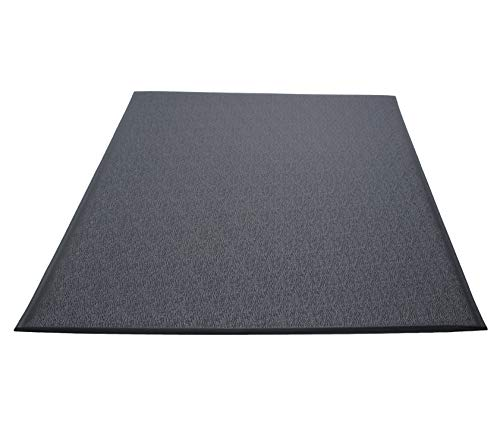 - Guardian Soft Step Anti-Fatigue Floor Mat, Vinyl, 27'x32', Black Pebble Texture