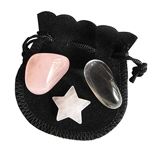 Crystals Star Love Talisman Pouch