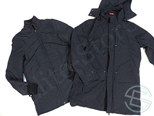 フェラーリ 2015年 支給品 トラベル用 2ピース 中綿インナー付 ジャケット(コート) メンズ S 5/5