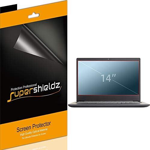 (3 Pack) Supershieldz for Lenovo Yoga 14, Lenovo Flex 14, Lenovo Chromebook S330 and S340 (14 inch) Screen Protector, Anti Glare and Anti Fingerprint (Matte) Shield – The Super Cheap