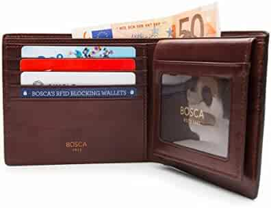 d3c0eb33aba3 Shopping Bosca - 2 Stars & Up - $100 to $200 - Wallets, Card Cases ...