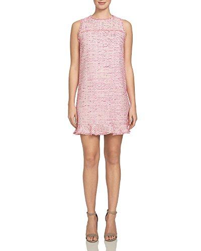 Tweed Mini Dress (CeCe by Cynthia Steffe Tweed Mini Dress (New Ivory, 6))