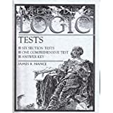Intermediate Logic Tests 1st Edition, James B. Nance, 1930443021