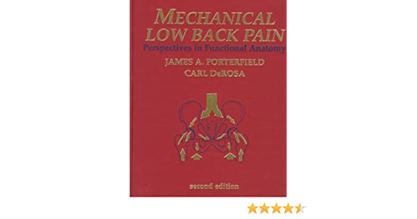 Mechanical Low Back Pain: Perspectives in Functional Anatomy, 2e ...