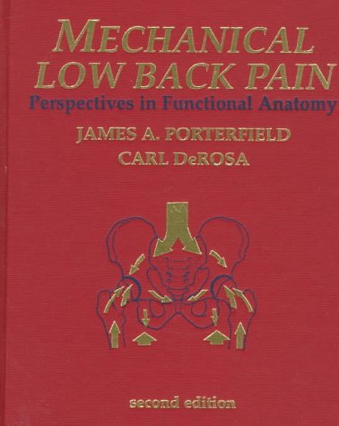 Mechanical Low Back Pain: Perspectives in Functional Anatomy, 2e