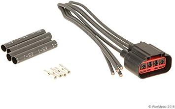 HVAC Blower Switch Connector Motorcraft WPT-1014