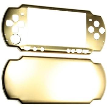 BVC Carcasa de aluminio para PSP - Mod.T606 - Color dorado