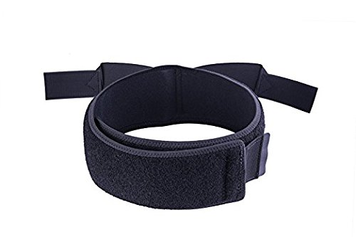 Sacroiliac SI Joint Lumbar Lower Back Belt Large / X-Large - Made in the USA (Lumbar Support Sacral Belt)