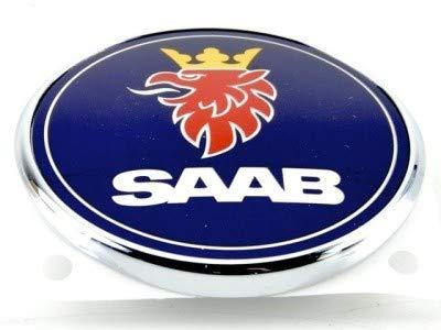 (Saab Original 9-2x, 9-3 Trunk Emblem 12769690)