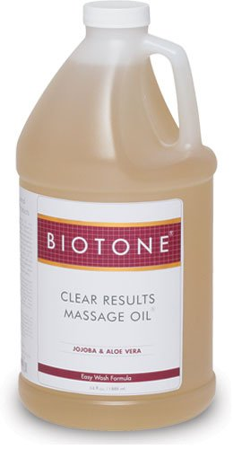 Clear Results Massage Oil 1/2 Gallon, Health Care Stuffs