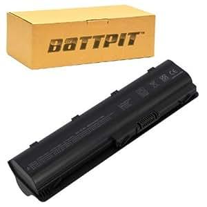 Battpit Bateria de repuesto para portátiles HP Pavilion g6-2326sa (6600 mah)