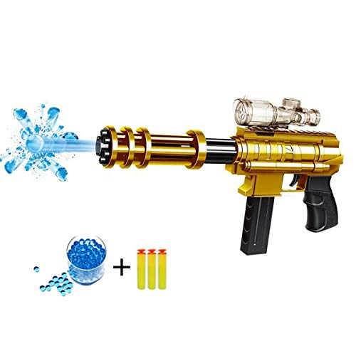 Desert Eagle Toy Foam Orbeez Gun Dual-Purpose Pistol +10000 Crystal Bullet