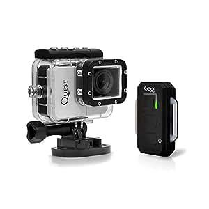 "Sound Around HD Video Recording Gear Pro HD Hi-Res Mini Action Wi-Fi Cam, 1080p Video, 20 Mega Pixel Camera, 2"" LCD Screen Display, Includes Remote Control"