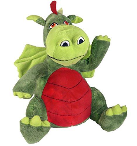 Cuddly Soft 8 inch Fearless The Friendly Dragon...We Stuff 'em...You Love 'em! from Stuffems Toy Shop
