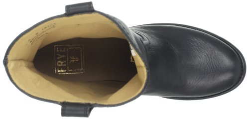 Carmen Short Stitch Black Frye Boot Women's X 5pqzcxTa