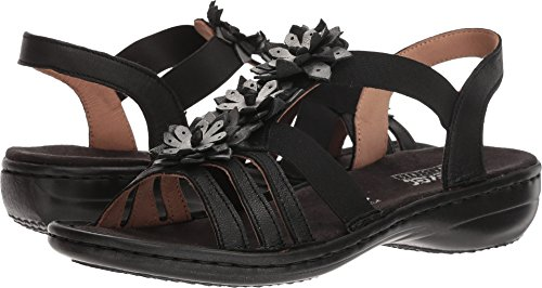 Rieker Women's 60858 Regina 58 Ankle Black/Alt Silber, used for sale  Delivered anywhere in USA