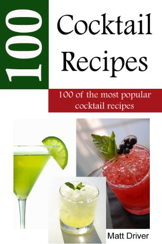 Recipes ebook cocktail