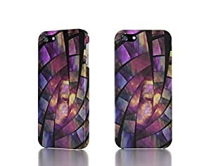 Apple iPhone 4 / 4S Case - The Best 3D Full Wrap iPhone Case - abstract fractals