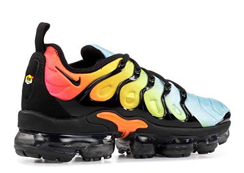 zwart zwart Women's W Nike 002 veelkleurig gebleekt Plus Air Vapormax fitnessschoenen a7xw1Zqx