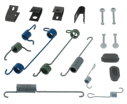 Carlson Quality Brake Parts H7292 Rear Drum Hardware Kit