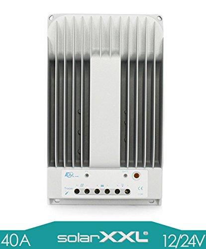 40A MPPT 12/24V Solar Laderegler automatische Erkennung LED Anzeige - Solarmodule - Solarpanel - solarXXL