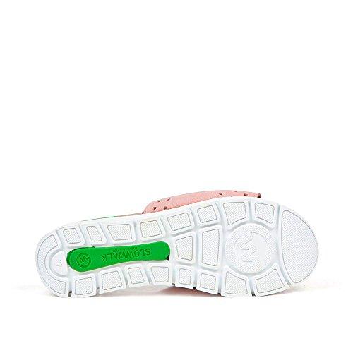 Nobuck Slowwalk W Sanvi Zapatilla Mujer Sneaker Rosa g6Sc86Z