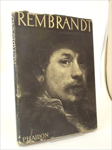 rembrandt selected paintings with an introduction