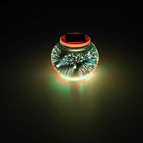 Lámpara Techcode Decoración Cristal La Mosaico De Solar Impermeable Luces De El Noche Energía Cristal La De A03 De Cambiante La Superar Lado Piscina Luz Césped Color Jardín Patio De Solar Fiesta Jardín El De De Tabla Luz Escritorio Para De Al De Tabla Linterna La tEqStwFR
