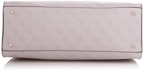 Guess Arianna, Borsa a Spalla Donna, 15.5x30.5x35.5 cm (W x H x L) Grigio (Cement)