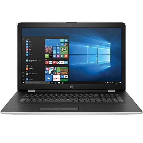 HP High Performance 17.3″ Laptop Computer (7th-generation-intel-core-i5 Processor, 32GB RAM, 1TB HDD, 17.3 inch HD + (1600×900) Display, DVD Writer, WiFi, Bluetooth, Window 10 Home)