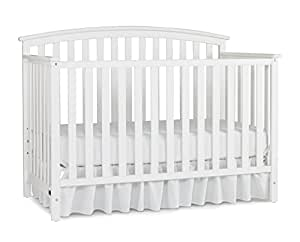 Graco Freeport Convertible Crib, White