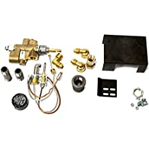 Copreci Low Profile Safety Pilot Kit with 1.5-Inch Swivel Quick Connect (91PKNQM), Natural Gas