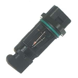 1x Caudalímetro - Medidor de masa de aire NISSAN MICRA K11 1.0 16V,1.3 i 16V,1.4 i 16V 1992-03; NISSAN MICRA K12 1.0 16V DESDE 2003