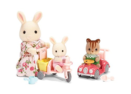 Calico Critters Apple Jakes Ride