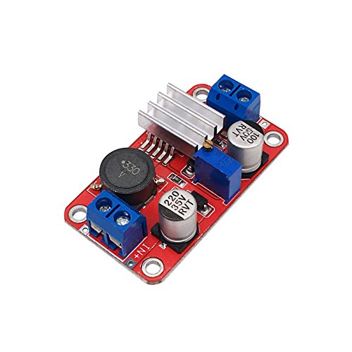 5a Dc Boost Converter Module Adjustable Low Voltage Regulator Step Up Converter