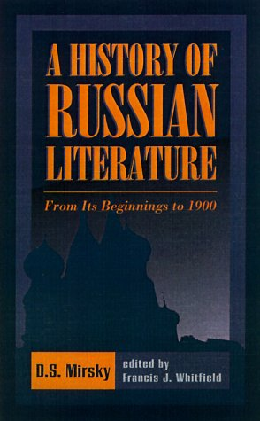 A History of Russian Literature: From Its Beginnings to 1900 ()