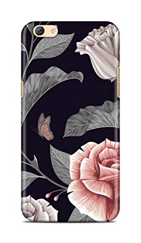 Shengshou Mobile Back Cover for Oppo F3 Plus Pattern ABC625M37264