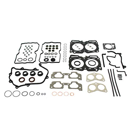DNJ HGS715 MLS Head Gasket Set for 1999-2011 / Saab, Subaru / 9-2X, Baja, Forester, Impreza, Legacy, Outback / 2.5L / SOHC / H4 / 16V / 2458cc / EJ251, EJ252, EJ253, EJ259