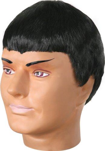 Star Trek Spock Adult Costume (Star Trek Spock Wig)