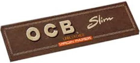 OCB Slim Premium 100 carnets  de feuilles à rouler Prix destockage