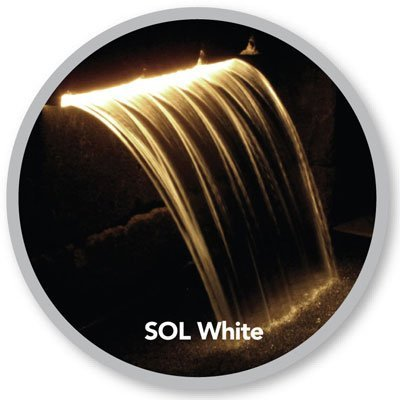 Lighted Waterfall Led Spillway in US - 8