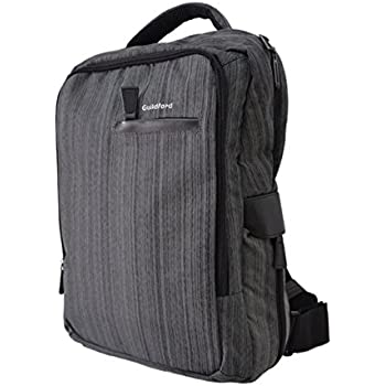 21dc7adc602a Entour Guildford Laptop Backpack Light-weight Water-resistant Multipurpose  Large Capacity Durable Comfortable for