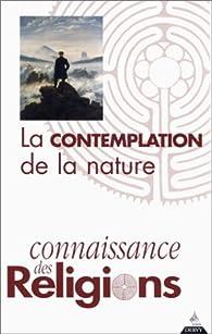 La Contemplation de la nature par Jean Biès